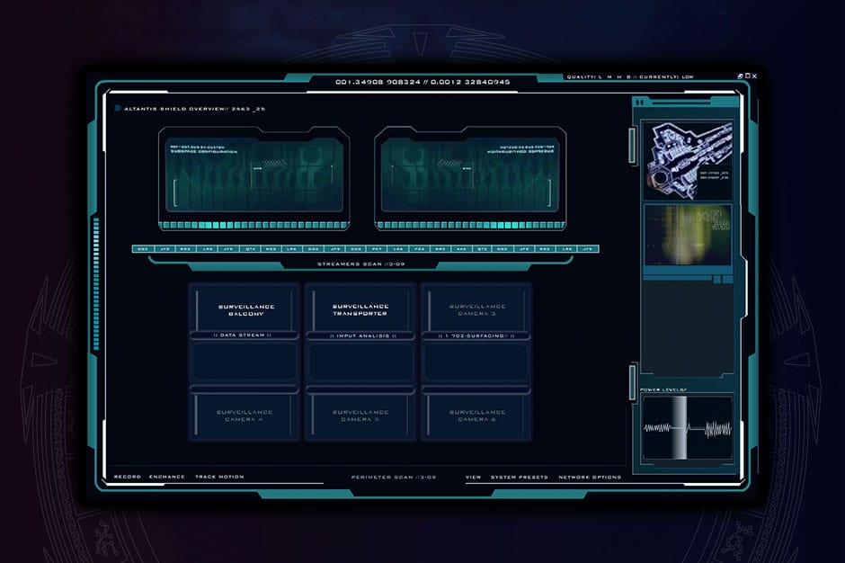 aisnsim city mainframe screen ui